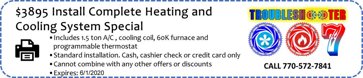 Heating or Air Conditioning Tune-Up